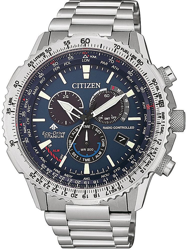 Citizen CB5010-81L - zegarek męski