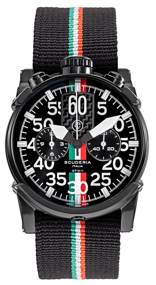 CT Scuderia CWEG00219 - zegarek męski