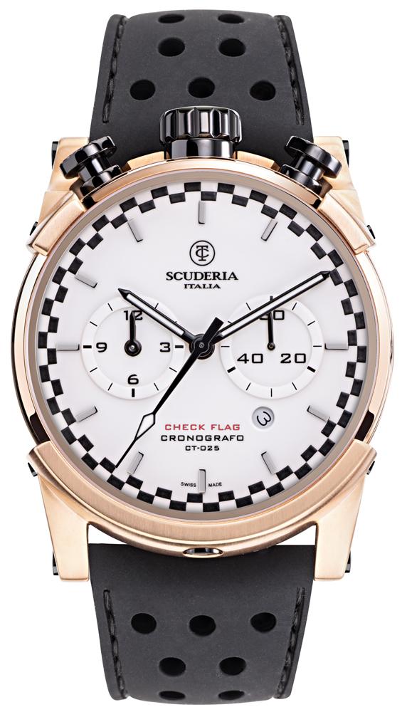 CT Scuderia CWEH00219 - zegarek męski
