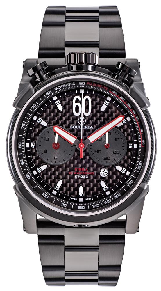 CT Scuderia CWEI00419 - zegarek męski