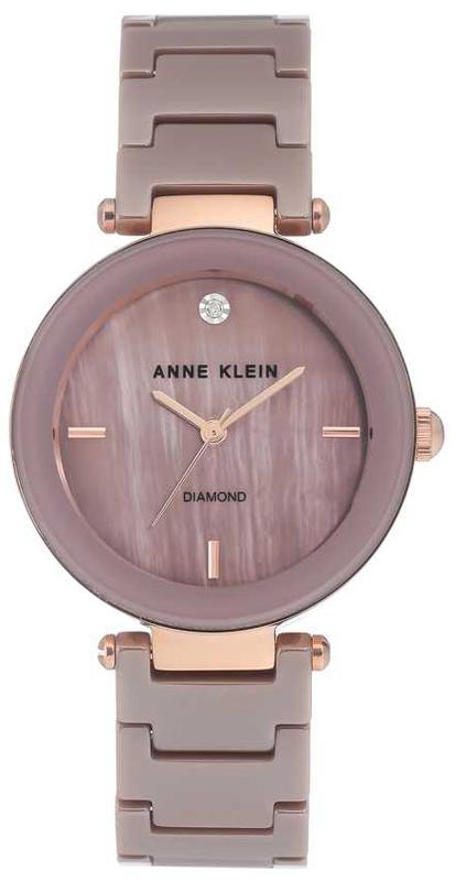 Anne Klein AK-1018RGMV - zegarek damski