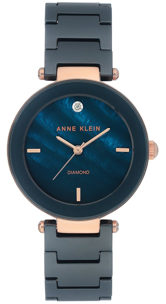 Anne Klein AK-1018RGNV - zegarek damski