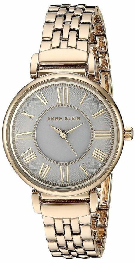 Anne Klein AK-2158GYGB - zegarek damski