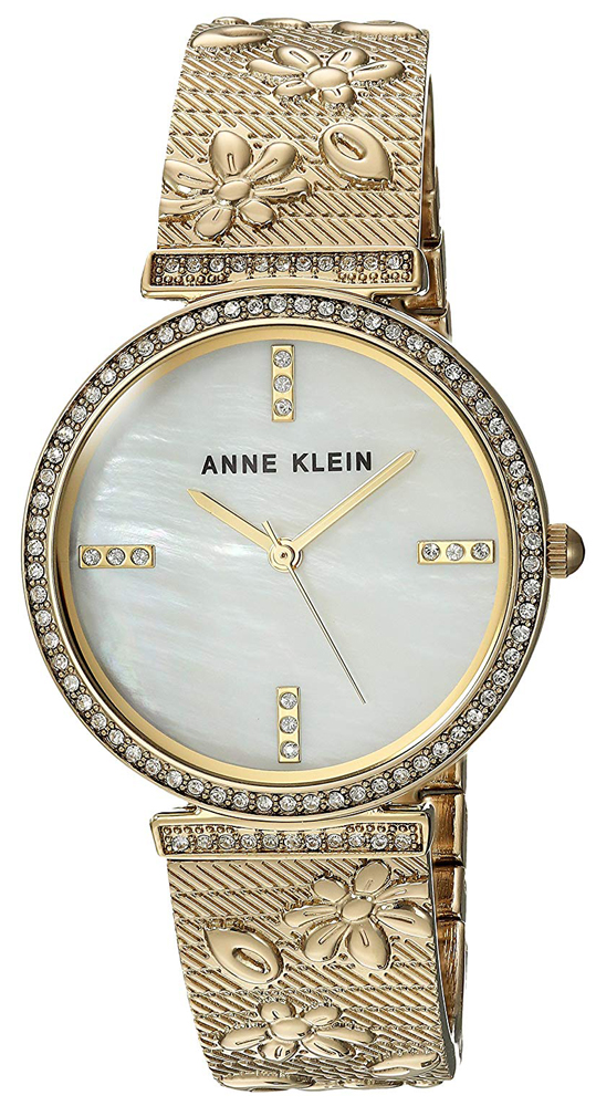 Anne Klein AK-3146MPGB - zegarek damski