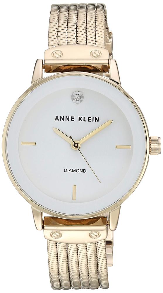Anne Klein AK-3220WTGB - zegarek damski