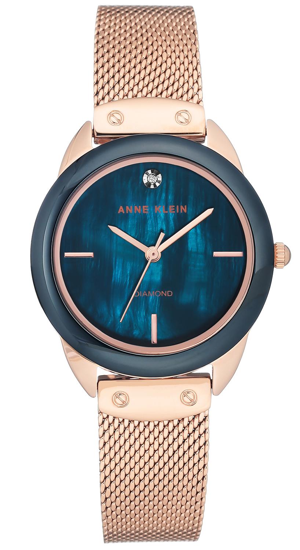Anne Klein AK-3258NVRG - zegarek damski