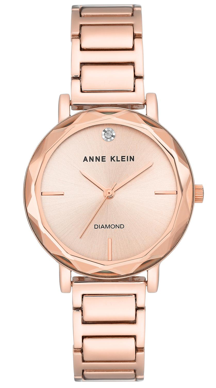 Anne Klein AK-3278RGRG - zegarek damski
