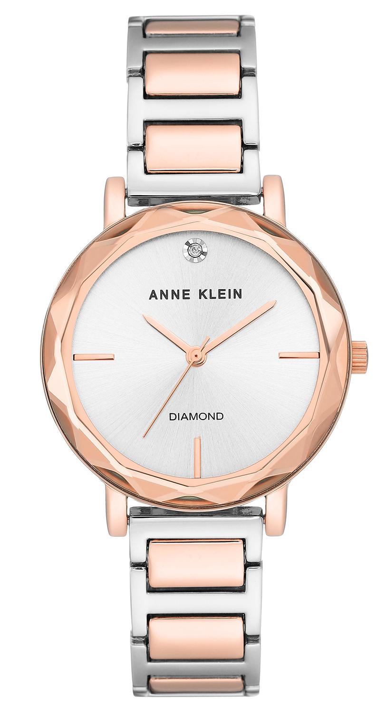 Anne Klein AK-3279SVRT - zegarek damski