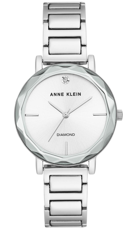 Anne Klein AK-3279SVSV - zegarek damski