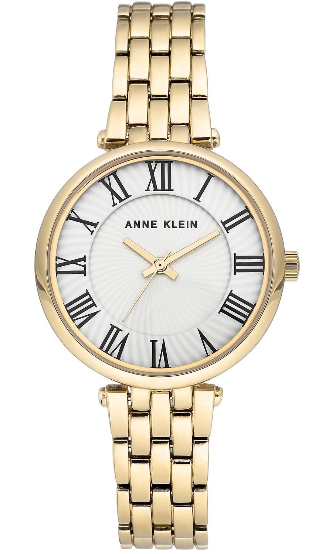 Anne Klein AK-3322WTGB - zegarek damski