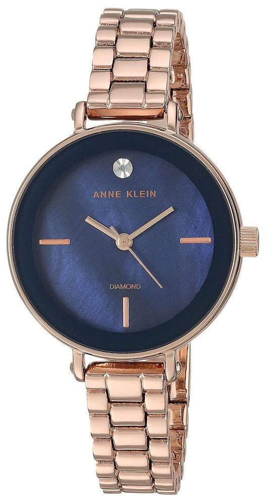 Anne Klein AK-3386NMRG - zegarek damski