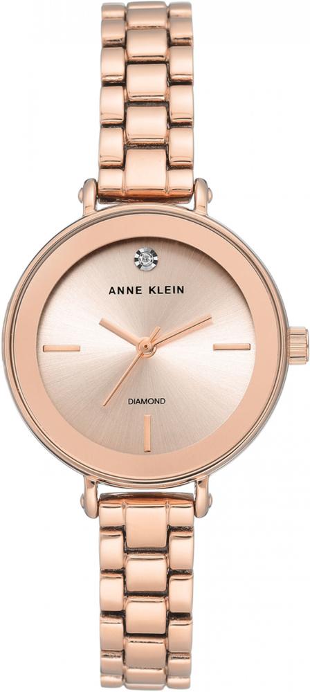 Anne Klein AK-3386RGRG - zegarek damski