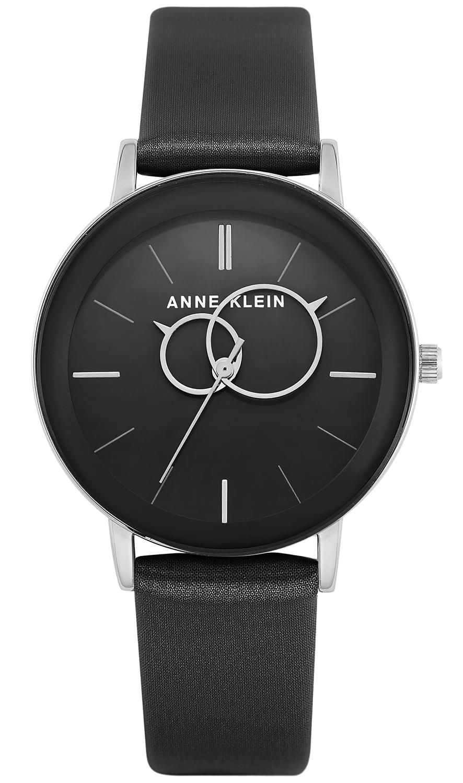 Anne Klein AK-3261BKGY - zegarek damski