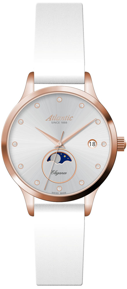 Atlantic 29040.44.27L - zegarek damski