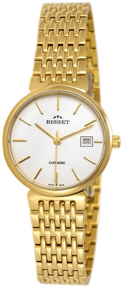 Bisset BSBF04GISX03BX - zegarek damski