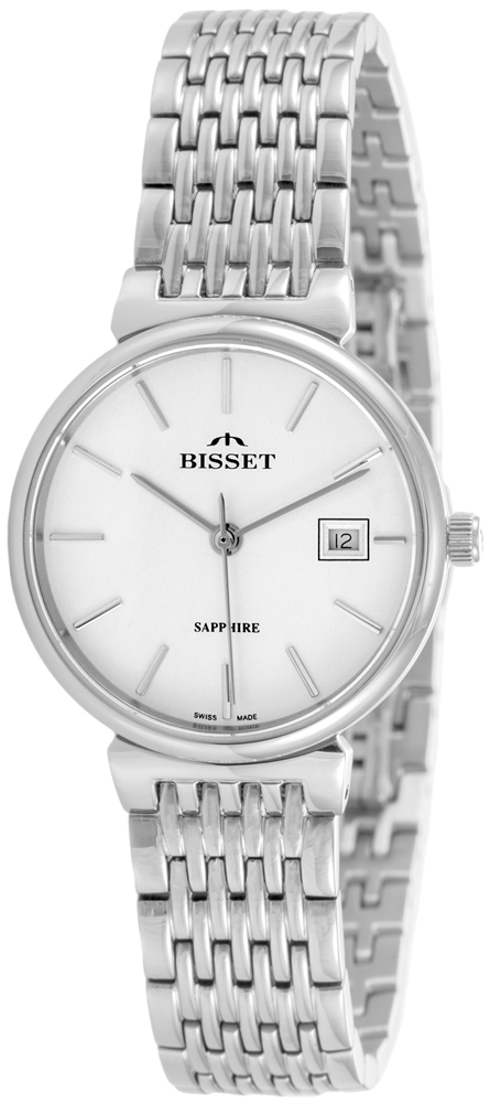 Bisset BSBF04SISX03BX - zegarek damski
