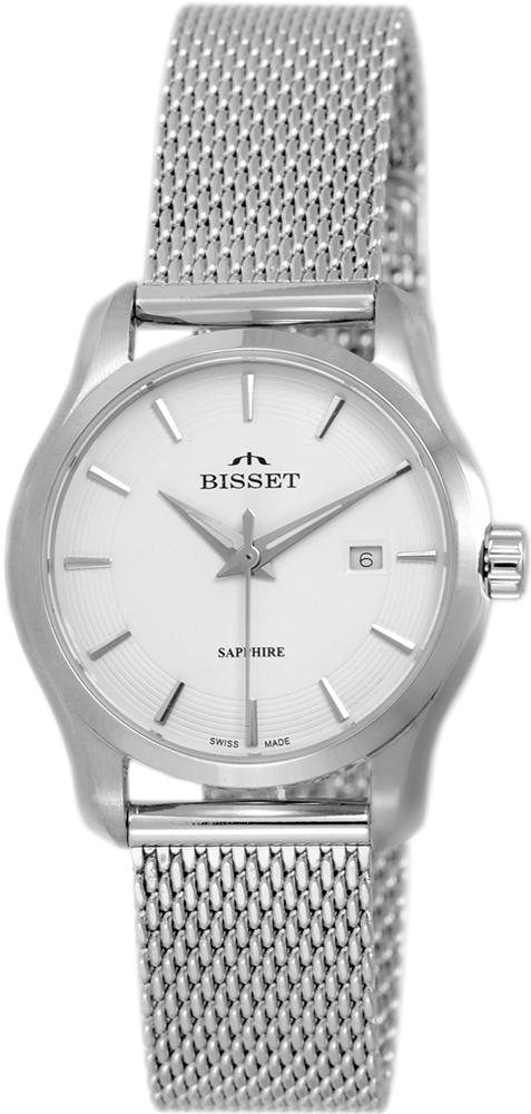 Bisset BSBF07SISX03BX - zegarek damski