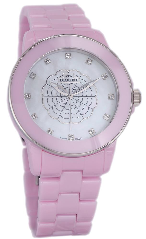 Bisset BSPD72SIMX03BX - zegarek damski