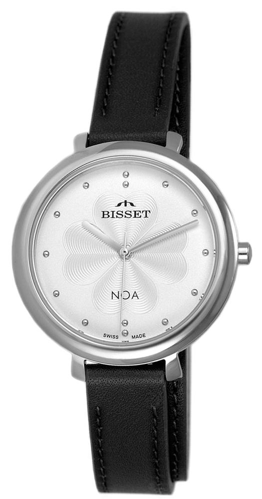 Bisset BSAE82SISX03BX - zegarek damski
