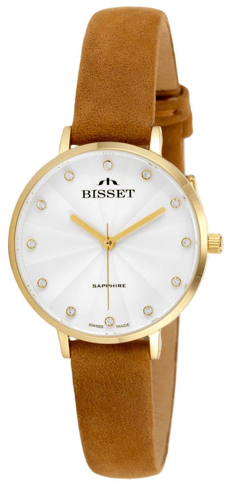 Bisset BSAF29GISX03BX - zegarek damski