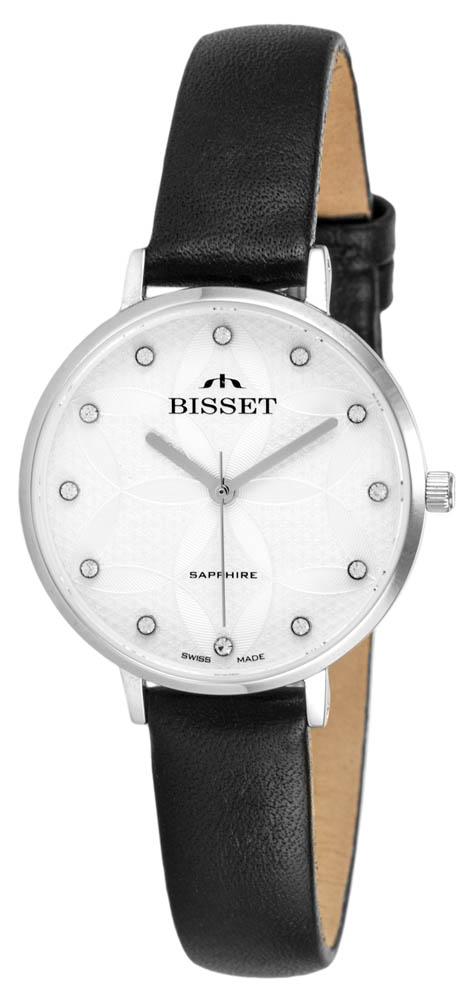 Bisset BSAF29SISX03BX - zegarek damski