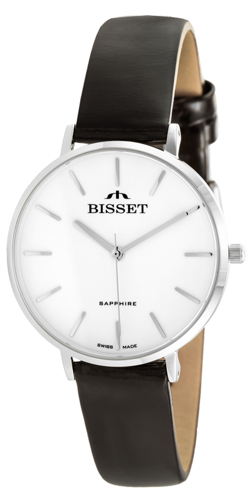 Bisset BSAF31SIWX03BX - zegarek damski