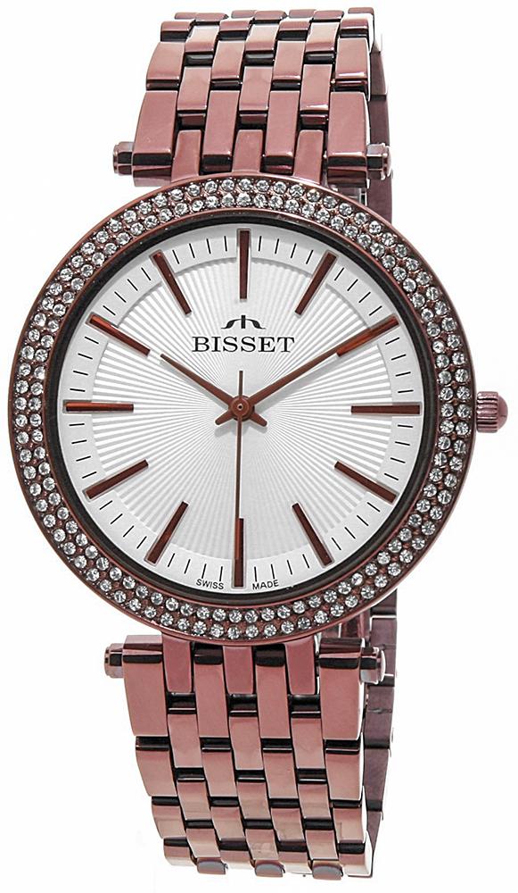 Bisset BSBD80VISX03BX - zegarek damski