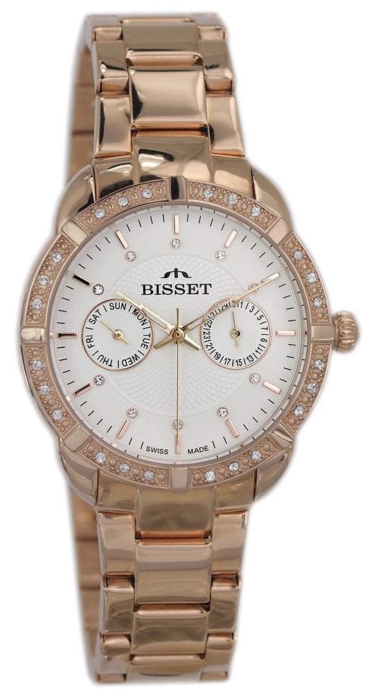 Bisset BSBE13RISX03BX - zegarek damski