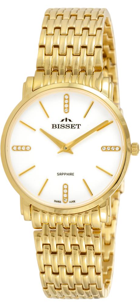 Bisset BSBE54GIWX03B1 - zegarek damski