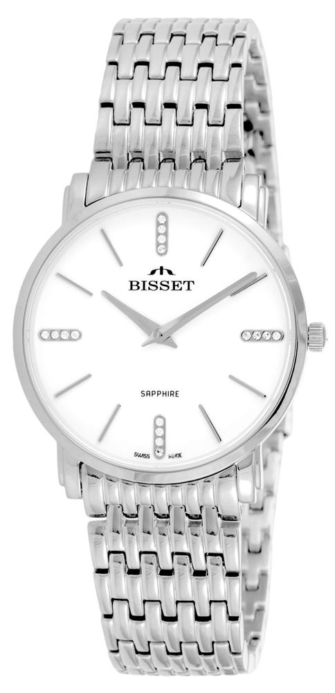 Bisset BSBE54SIWX03B1 - zegarek damski