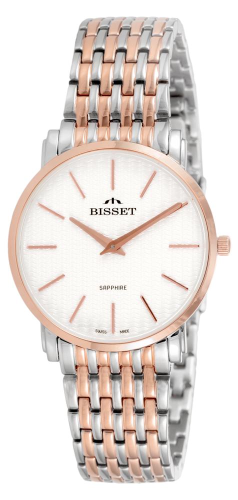 Bisset BSBE54TISX03B1 - zegarek damski