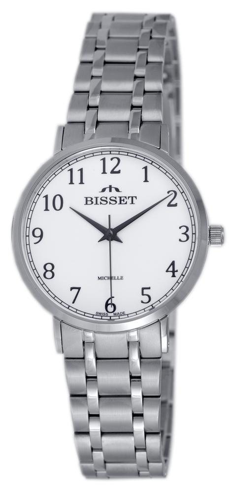 Bisset BSBE70SAWX03BX - zegarek damski