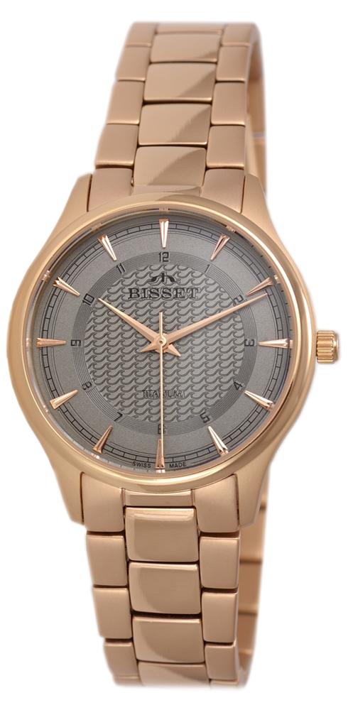 Bisset BSBE83RIVX03BX - zegarek damski