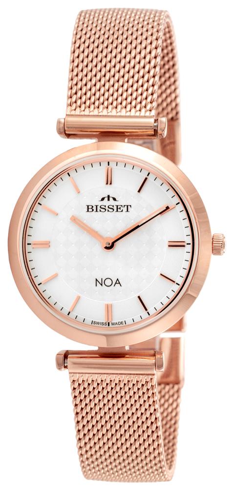 Bisset BSBE92RISX03BX - zegarek damski