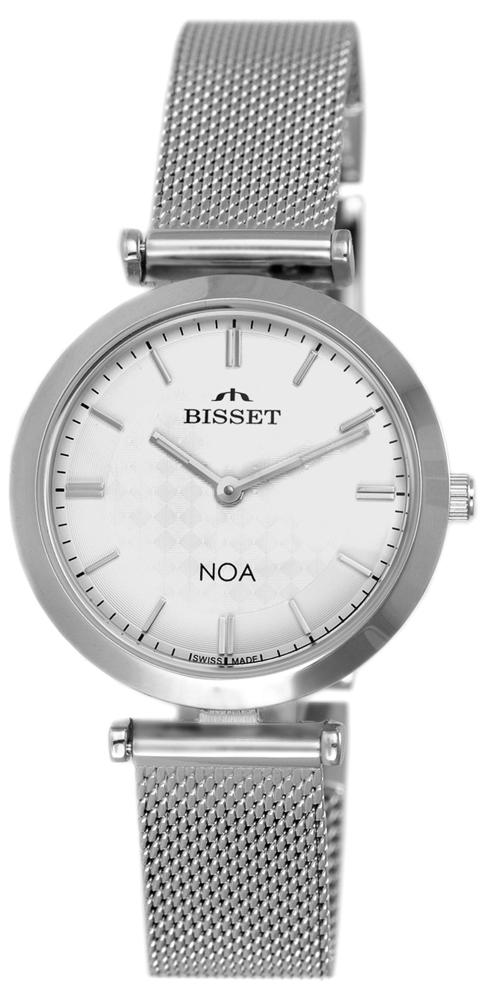 Bisset BSBE92SISX03BX - zegarek damski