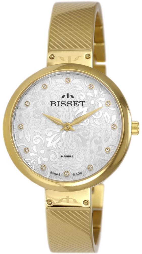 Bisset BSBF20GISX03BX - zegarek damski