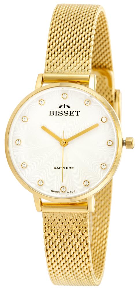 Bisset BSBF30GISX03BX - zegarek damski