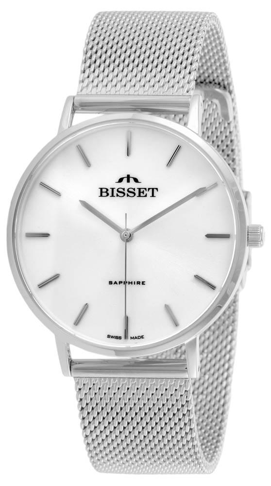 Bisset BSBF33SISX03BX - zegarek damski