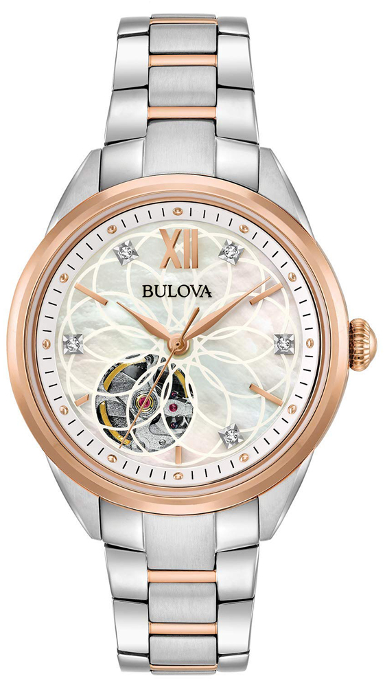 Bulova 98P170 - zegarek damski