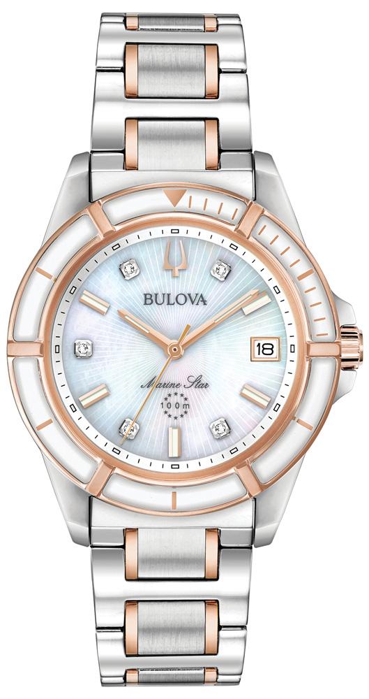 Bulova 98P187 - zegarek damski
