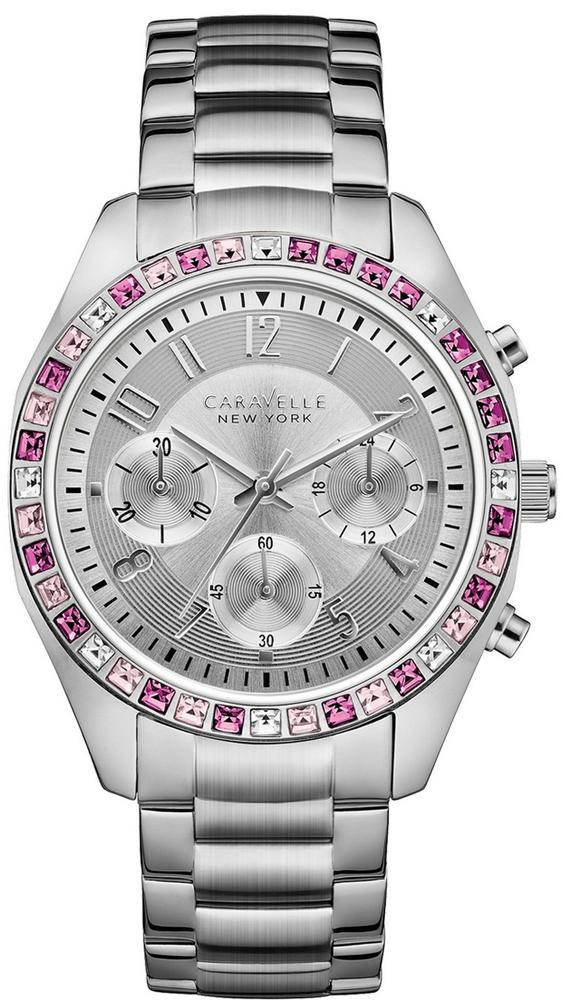 Caravelle 43L172-POWYSTAWOWY - zegarek damski