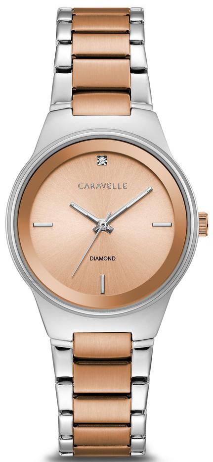 Caravelle 45P109 - zegarek damski