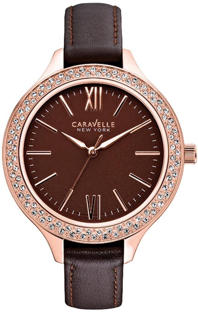 Caravelle 44L124-POWYSTAWOWY - zegarek damski