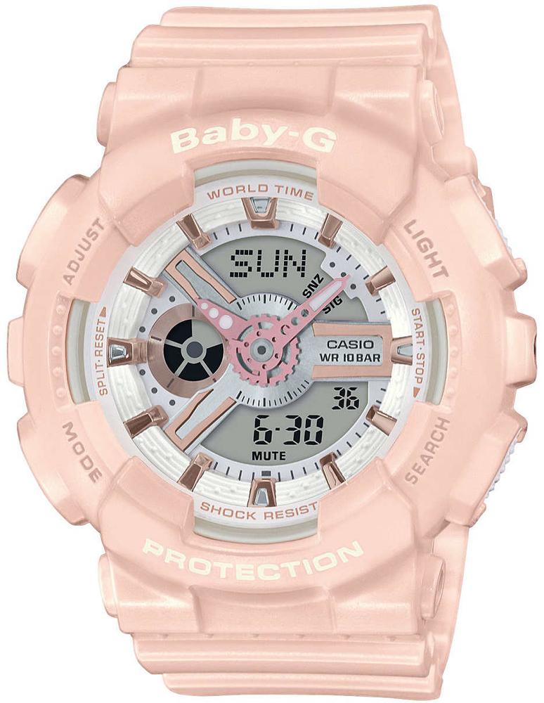 Baby-G BA-110RG-4AER - zegarek damski