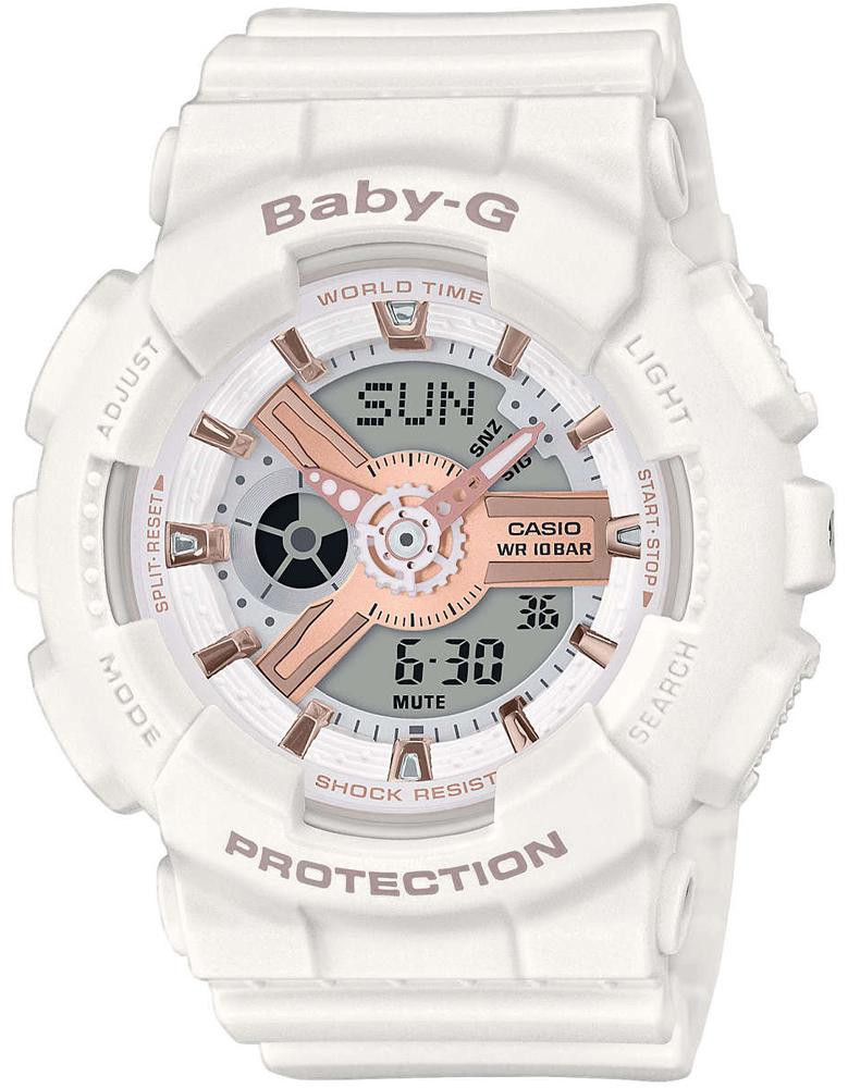 Baby-G BA-110RG-7AER - zegarek damski