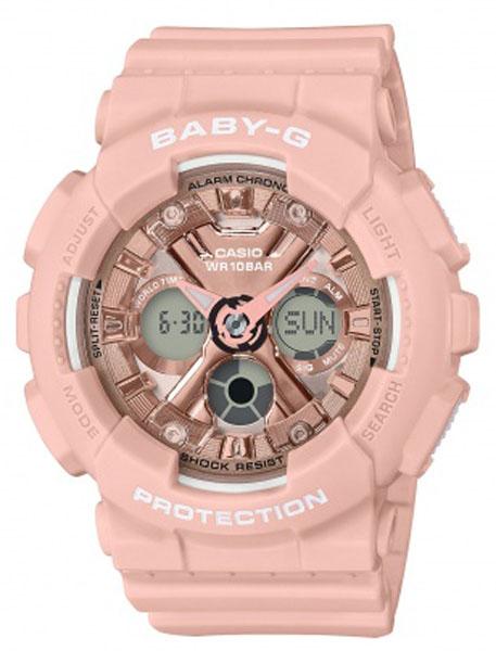 Baby-G BA-130-4AER - zegarek damski