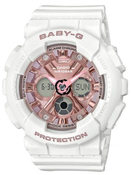 Baby-G BA-130-7A1ER - zegarek damski