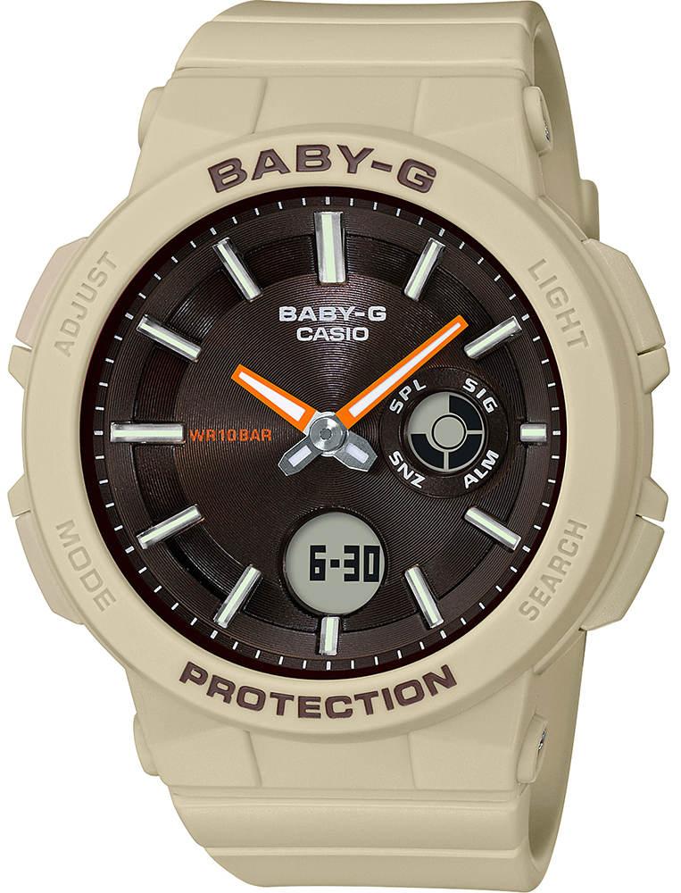 Baby-G BGA-255-5AER - zegarek damski