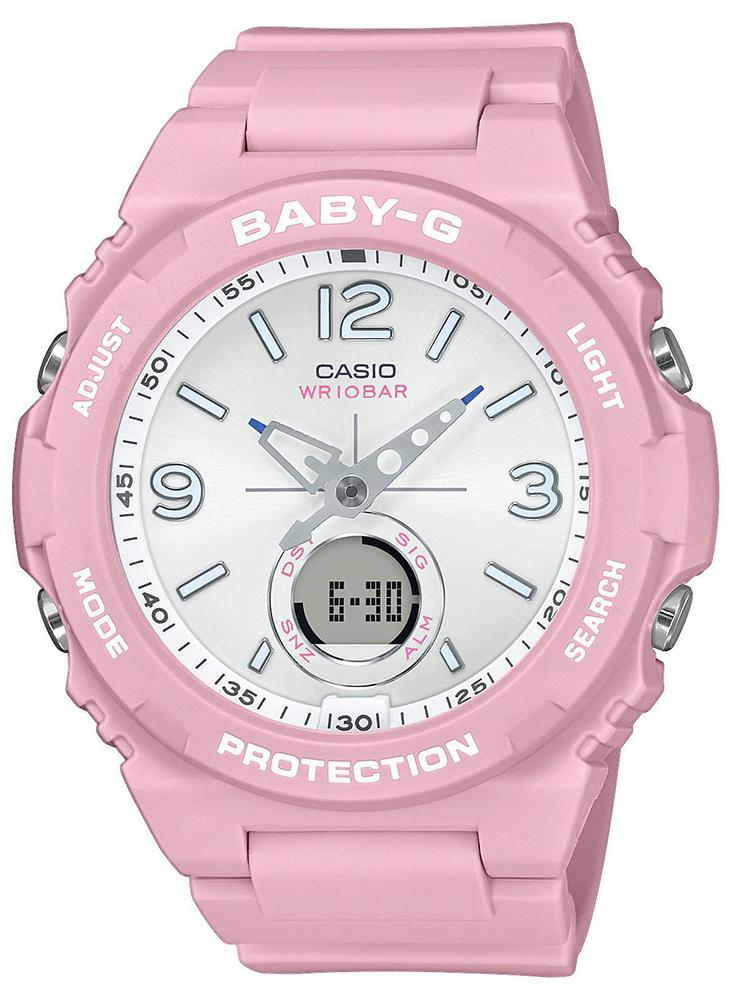 Casio Baby-G BGA-260SC-4AER - zegarek damski