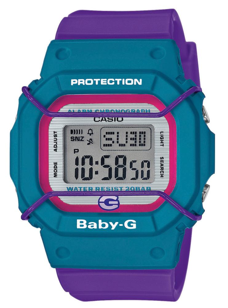 Casio Baby-G BGD-525F-6ER - zegarek damski